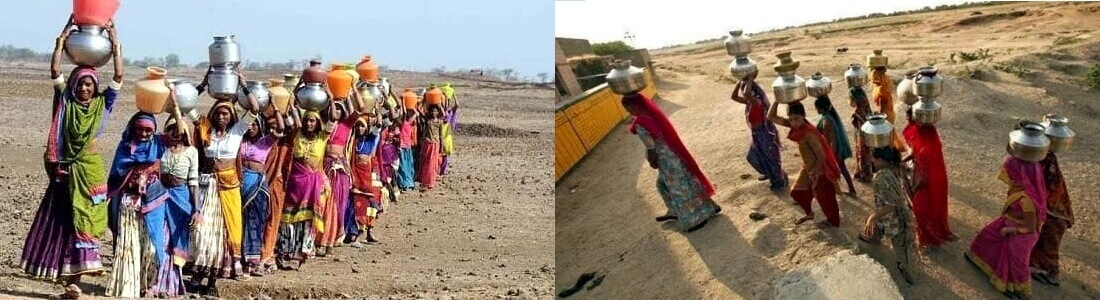 water crisis and women